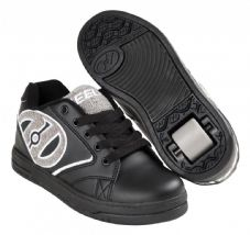 Heelys Propel Terry - Black-Grey Terry Logo